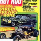 Hot Rod Magazine November 1977