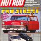 Hot Rod Magazine November 1985