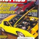 Hot Rod Magazine November 2000