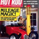 Hot Rod Magazine October 1980