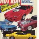 Hot Rod Magazine October 1983