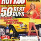 Hot Rod Magazine October 1998