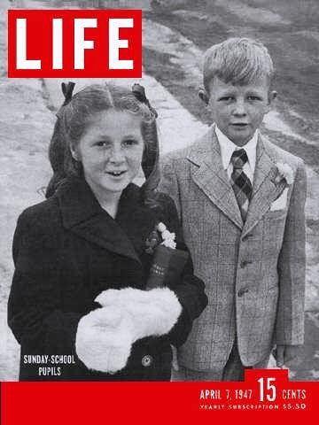 Life April 7 1947