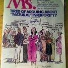 Ms. Magazine, November 1982