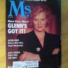 Ms. Magazine, November 1989