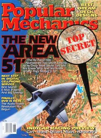 Popular Mechanics June 1997