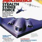 Popular Mechanics October 1989