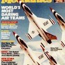 Popular Mechanics September 1983