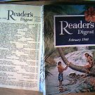 Readers Digest February 1960