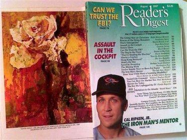 Reader's Digest Magazine, August 1997