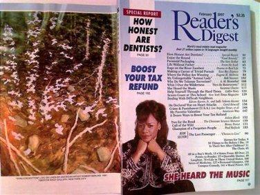 Reader's Digest Magazine, February 1997