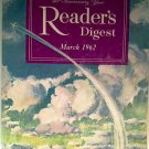 Reader's Digest Magazine, March 1962