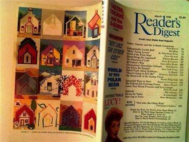 Reader's Digest Magazine, March 1990