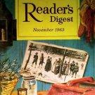 Reader's Digest Magazine, November 1963