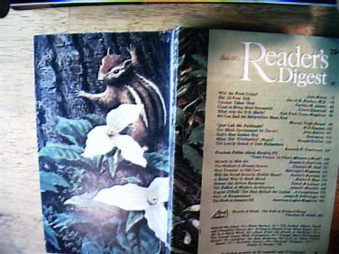 Readers Digest May 1975