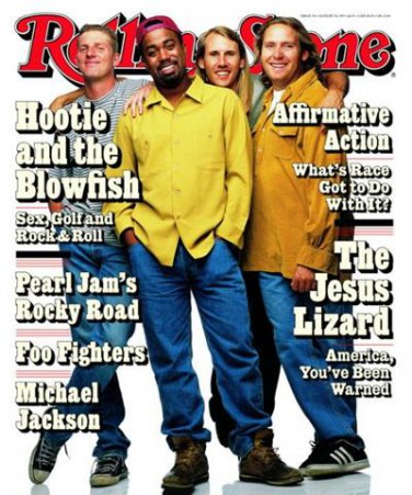 Rolling Stone August 10, 1995 - Issue 714