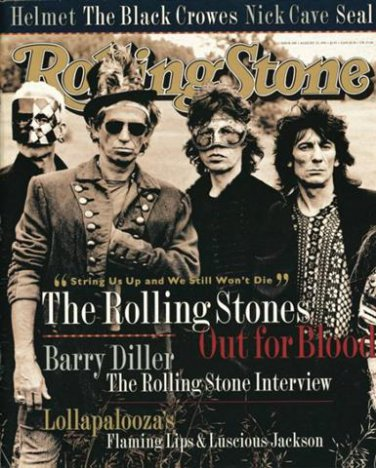 Rolling Stone August 25, 1994 - Issue 689
