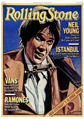 Rolling Stone February 8, 1979 - Issue 284