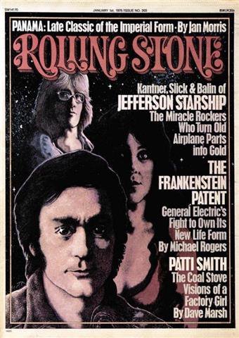 Rolling Stone January 1, 1976 - Issue 203