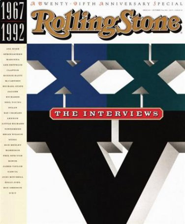 Rolling Stone October 15, 1992 - Issue 641