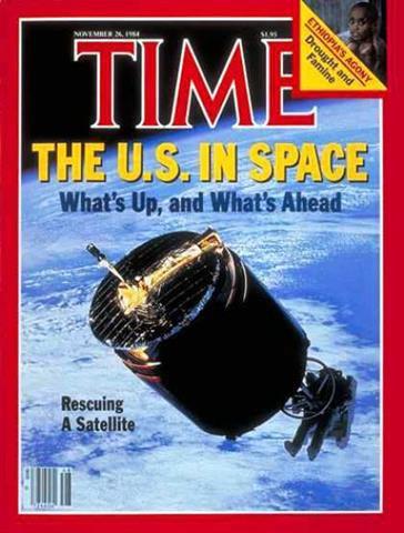 Time November 26 1984