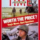 Time November 7 1983