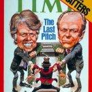 Time November 8 1976