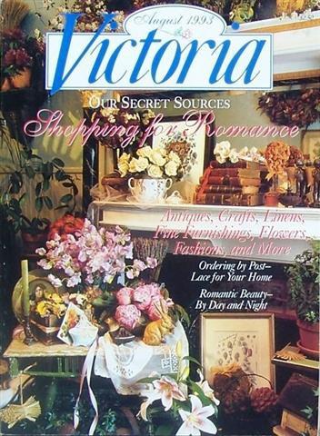 Victoria August 1993