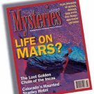Issue #5 of Mysteries Magazine