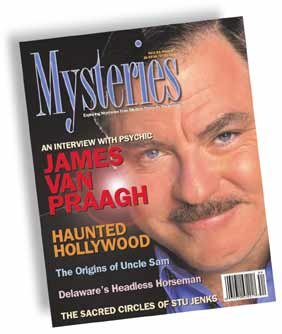 Issue #7 of Mysteries Magazine