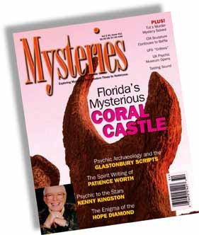 Issue #11 of Mysteries Magazine