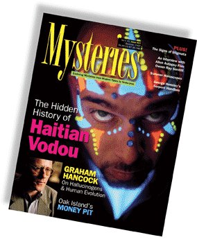 Issue #17 of Mysteries Magazine