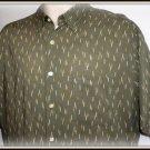 Perry Ellis Men's Lounge Shirt - size Large