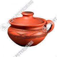 Clay Bouillon Bowl