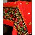 Khokhloma Tablecloth