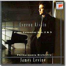 BEETHOVEN PIANO CONCERTOS NO. 2 AND NO. 5