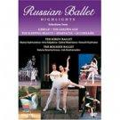 RUSSIAN BALLET HIGHLIGHTS (DVD NTSC)