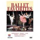 BALLET FAVORITES (DVD NTSC)