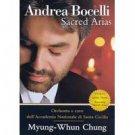 SACRED ARIAS (DVD NTSC)