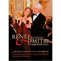 A Musical Odyssey In St Petersburg (DVD NTSC)