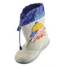 Kids' Felt Boots (7)