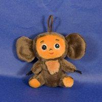 Cheburashka Mini Plush Pendant