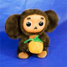 Cheburashka with an Orange