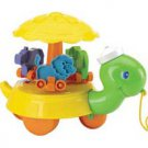 Freddy the Turtle Pull Toy