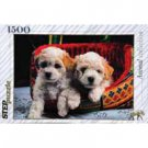 Puppies in a Basket (1500 Pieces)
