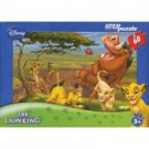 The Lion King (60 Pieces)