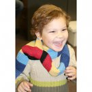 Stripy Scarf for Boys