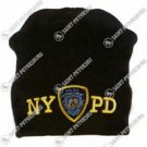 NYPD.  New York Police Department