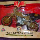 G.I.Joe Fast Attack Cycle 35th Anniversary NEW