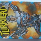 Turrican Game for Genesis Console Cartridge,box,manual complete